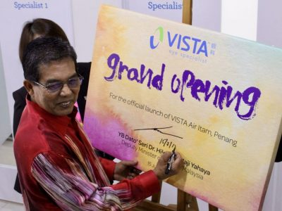 VISTA Air Itam Grand Opening